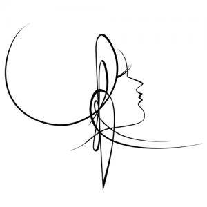 Tvárové cvičenie - logo
